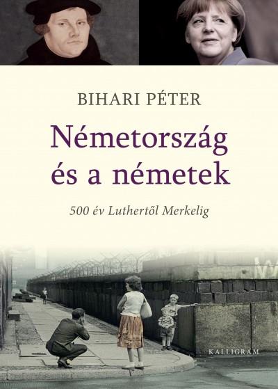 Könyv borító - Németország és a németek
