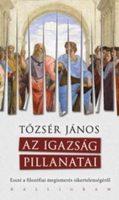 Könyv borító - Az Igazság Pillanatai