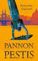 Könyv borító - Pannon pestis