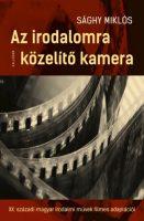 Könyv borító - Az irodalomra közelítő kamera