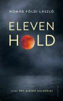 Könyv borító - Eleven Hold – avagy egy albínó kalandjai