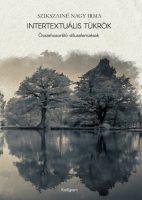 Könyv borító - Intertextuális tükrök – Összehasonlító stíluselemzések